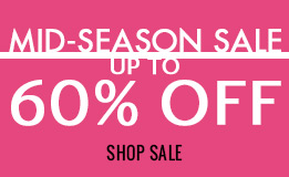 MId season up to sale 60% off sale items