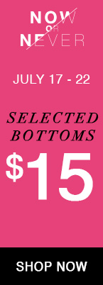 Summer bottoms starting at $15