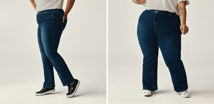 The Bootcut Jean