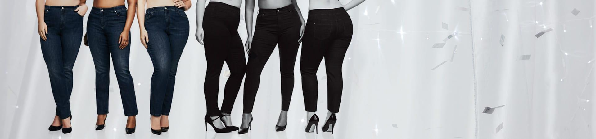 La légende du pantalon : coupes parfaites